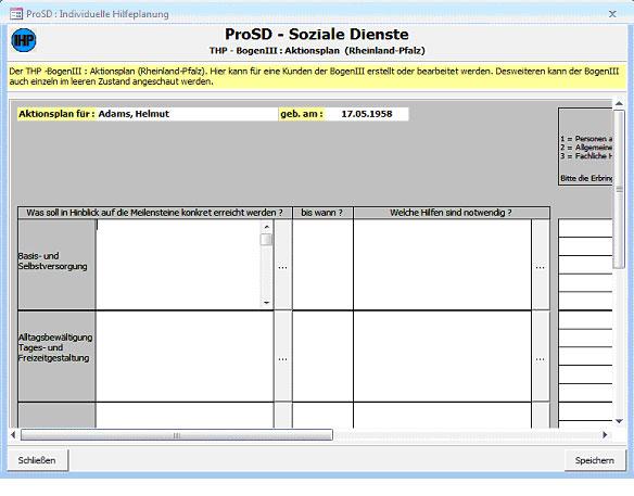 ProSD - soziale Dienste - Eingliederungsmanagement